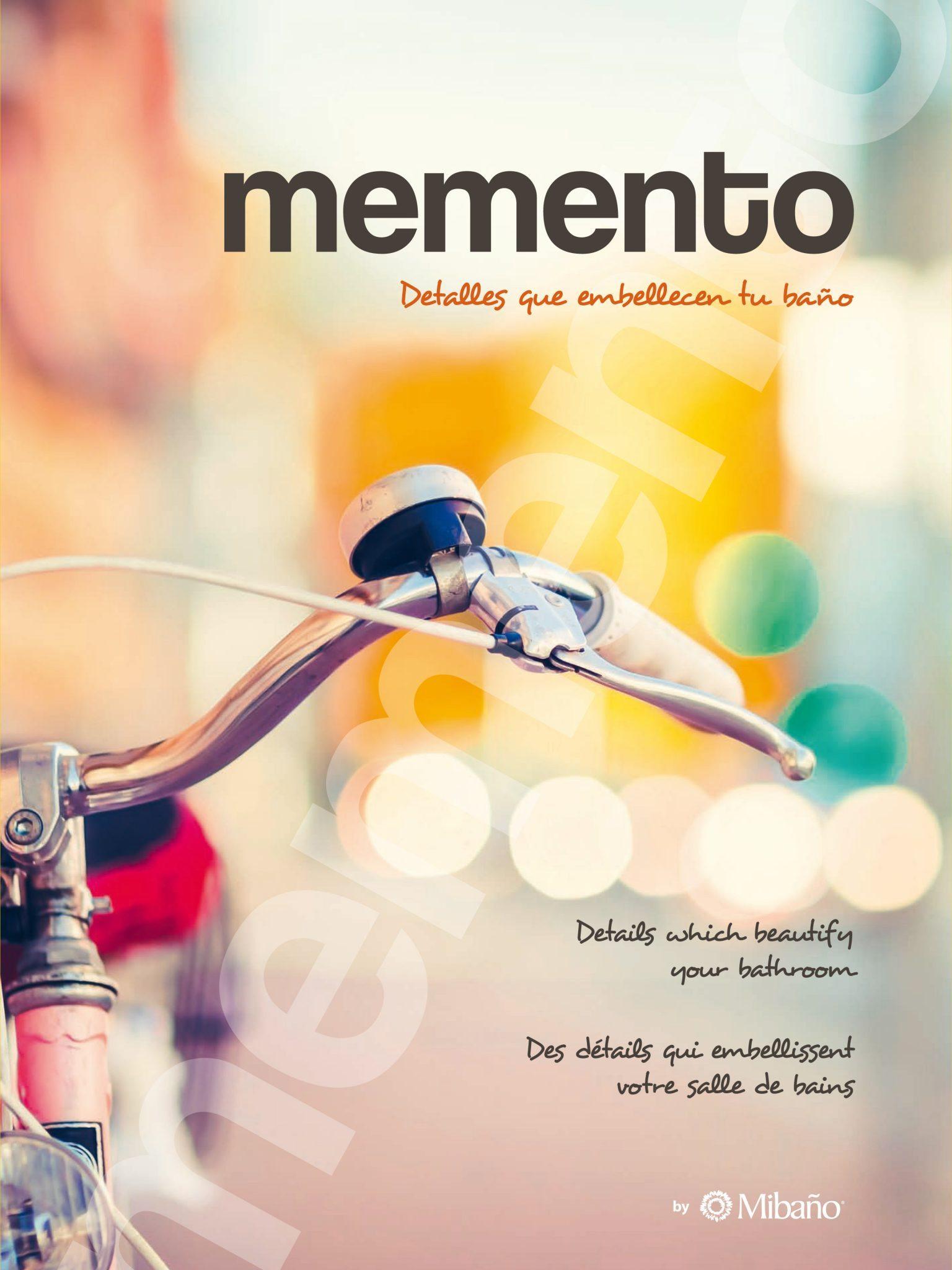 New Collection Memento Mibano Grupo Mogar # Muebles Memento