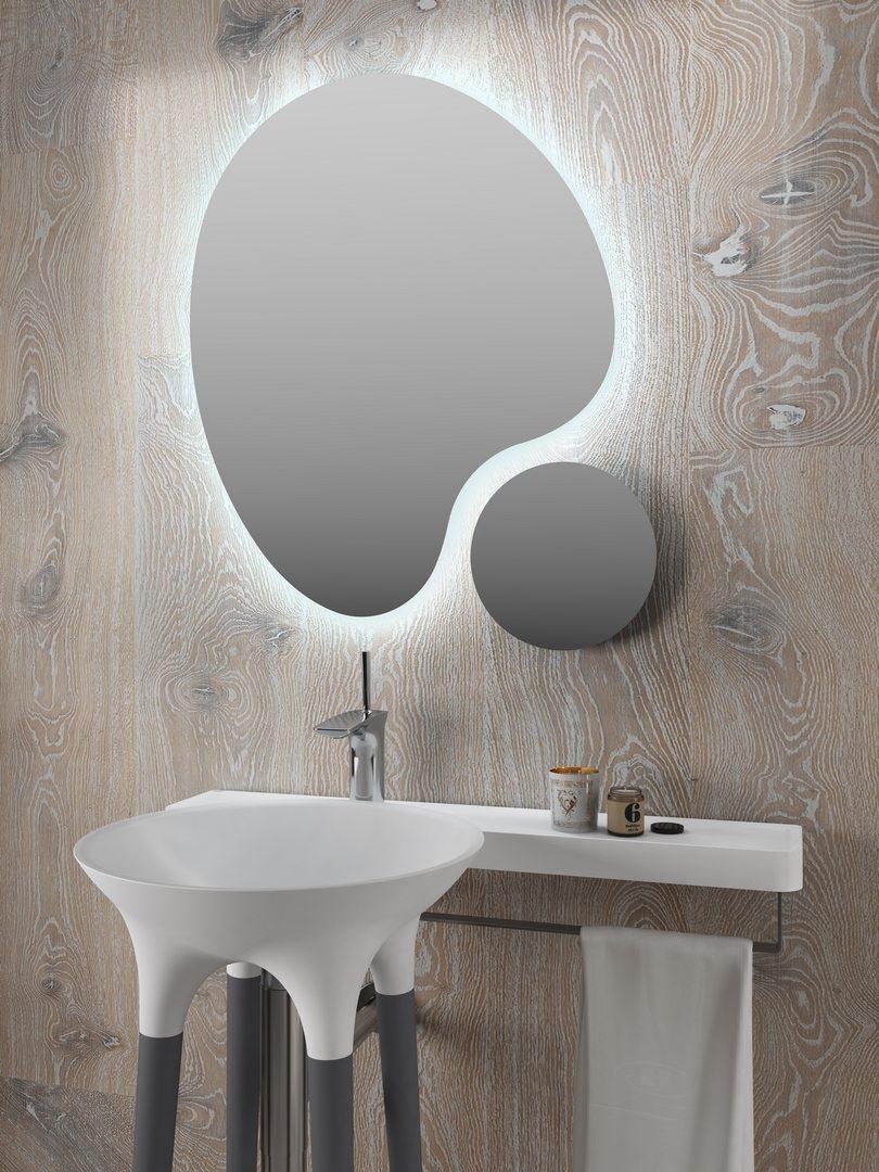 espejos con iluminacin